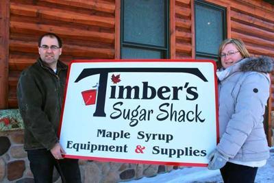 Timber's Sugar Shack