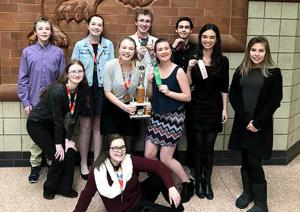 OHS speech - second place at Ogilvie