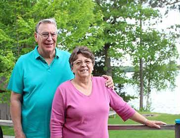 Walt and Dianne Weisser