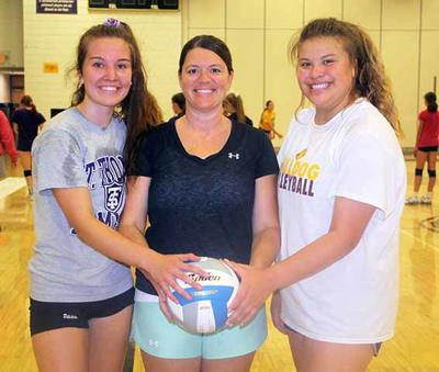 OHS Volleyball - Panthers leaders