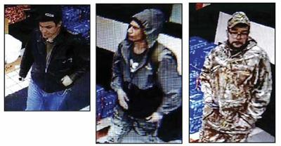 Mille Lacs County burglary suspects