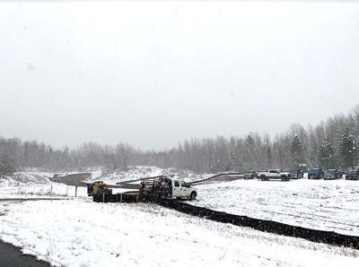 Precision Pipeline trucks