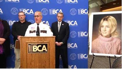 BCA - Sheriff Don Lorge - What happened to Gloria Rieken