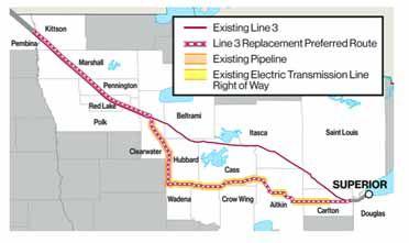 ALJ wants 'A true replacement' of Enbridge Line 3 | State