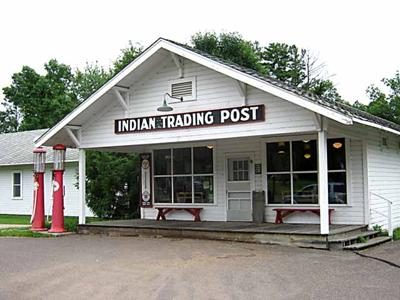 Mille Lacs Indian Museum & Trading Post