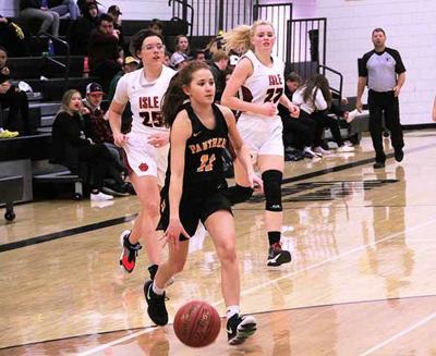 IHS vs. OHS Girls Basketball