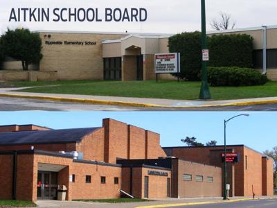 Aitkin School Board Graphic