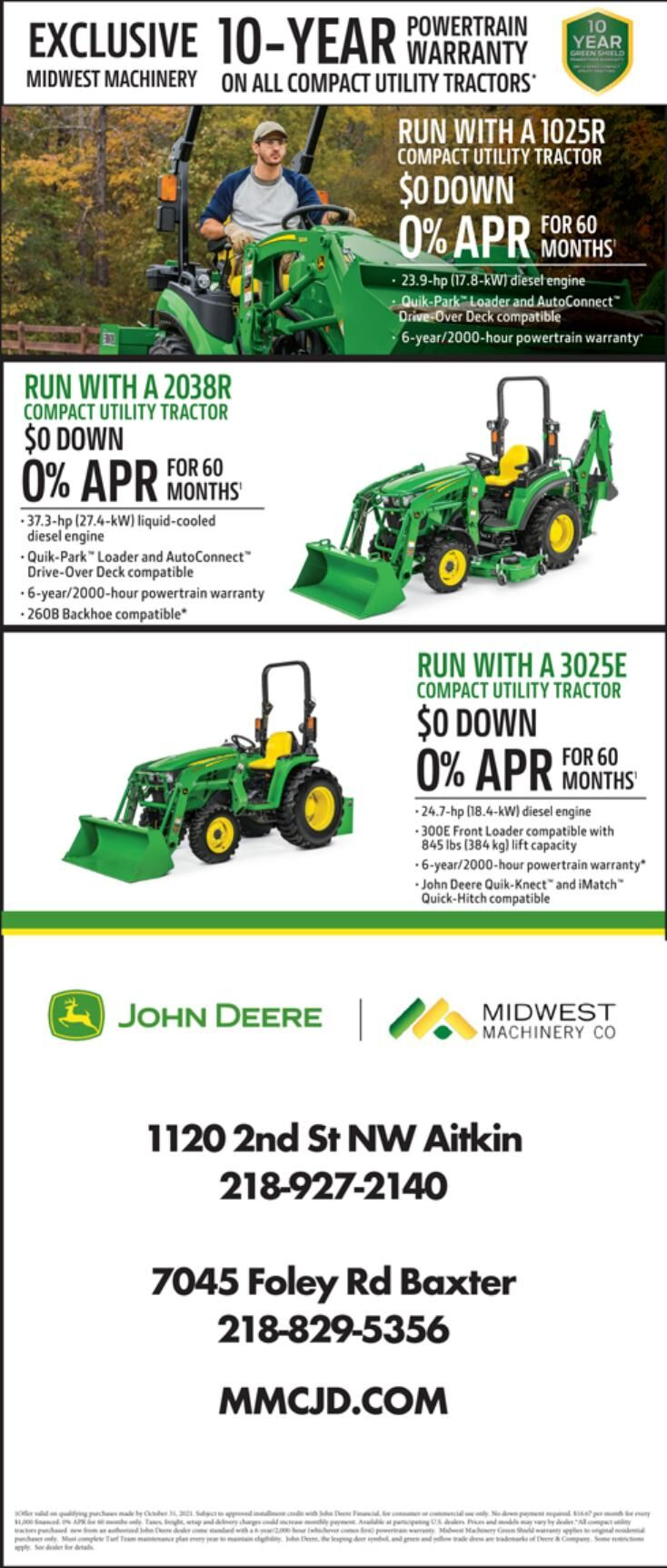 Midwest Machinery 9-4-21