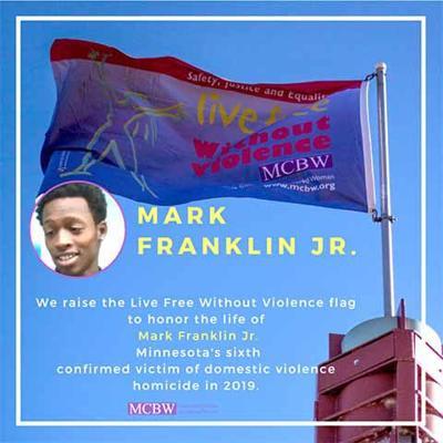 LFWV flag - Mark Franklin Jr.