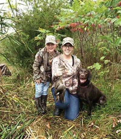 Krystal Johnson and daughter Kaylin