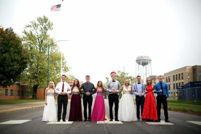 Aitkin High School 2019 Homecoming Court
