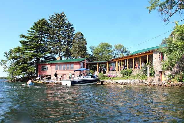 Kayaking - Erickson home