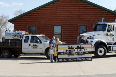 Timber Lakes Septic Services Inc.