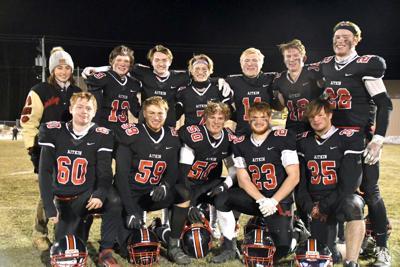 Aitkin football seniors