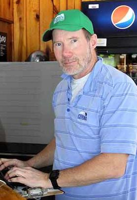 6fabf6fb3d95 Terry Thompson is entering his fifth season as owner of Cuyuna Rolling  Hills GC in Deerwood