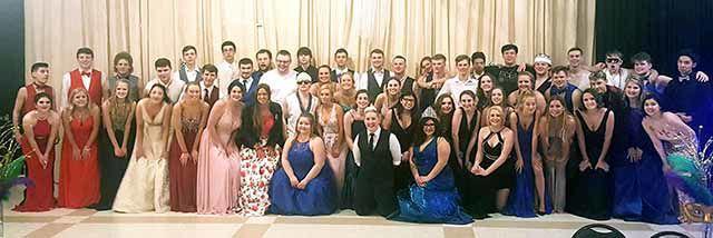 Isle High School Prom 2019