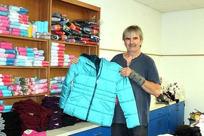 Palisade program makes clothing gifts to schools