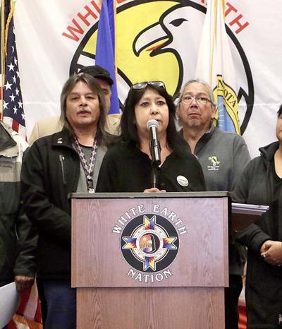 Federal recognition one step closer for Sandy Lake Band