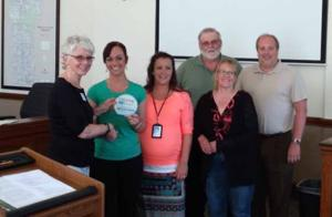 Mille Lacs County - Wellness award