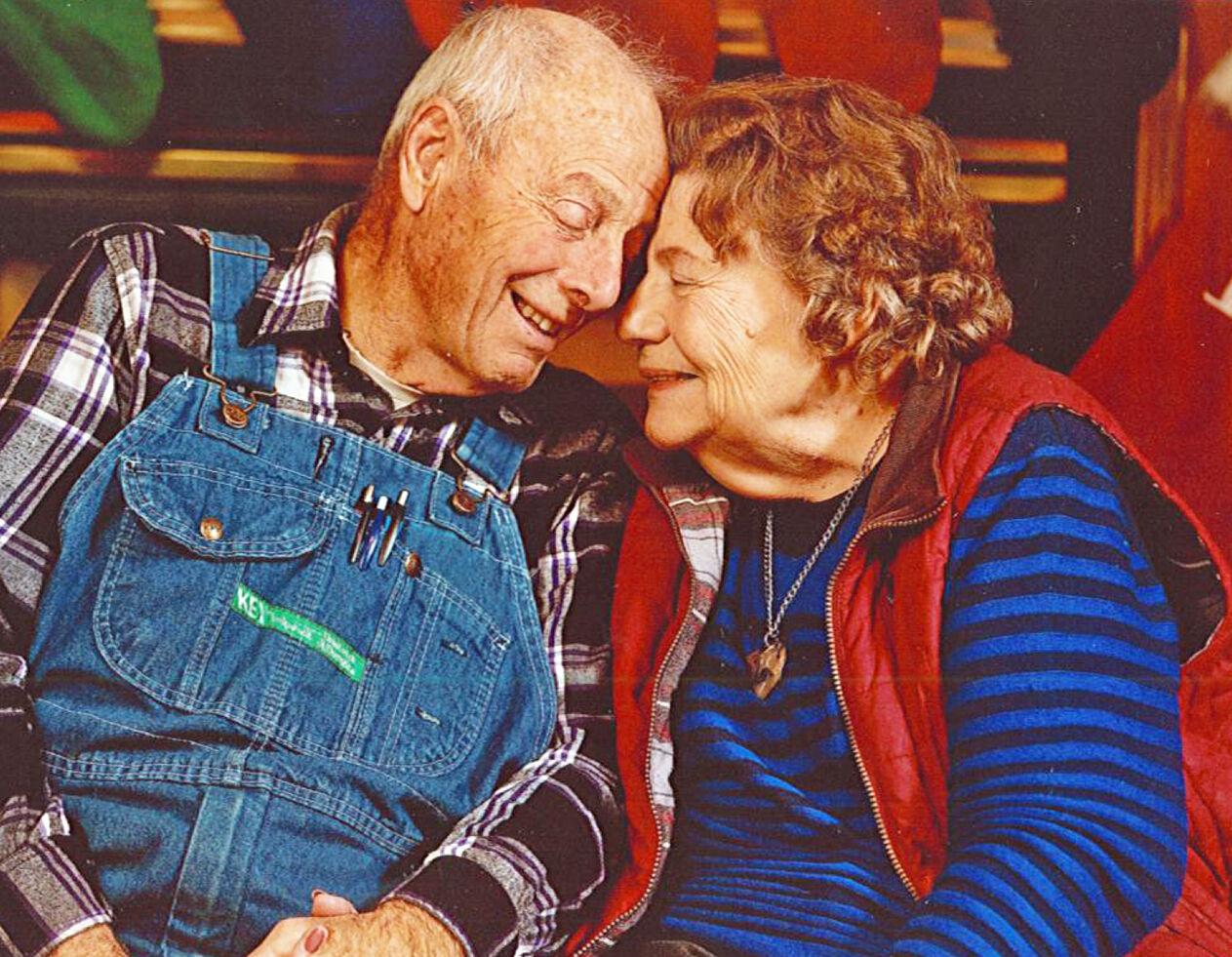 Seven decades of love