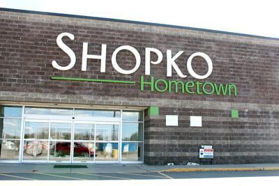 Shopko building