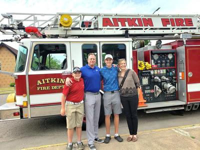 Aitkin's Sadlowsky finishes high school with style