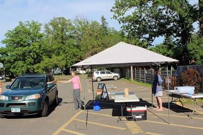 Aitkin Farmers' Market adds drive-through option