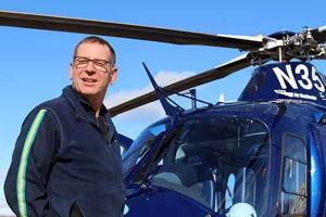 Pilot Matt Nelson