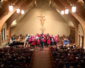 Mille Lacs Community Christmas Choir concert