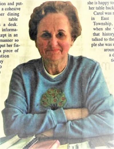 Carol Elaine (Freer) Bailey, 81