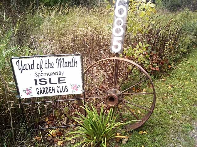 September Yard of the Month