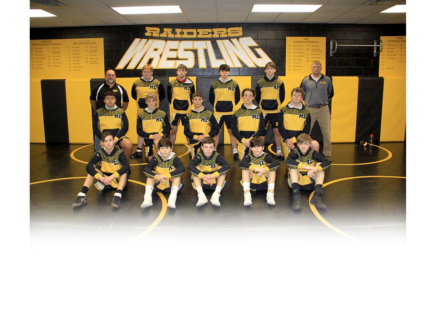 Raiders wrestling