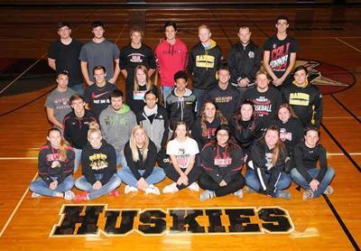 Isle High School senior class 2019