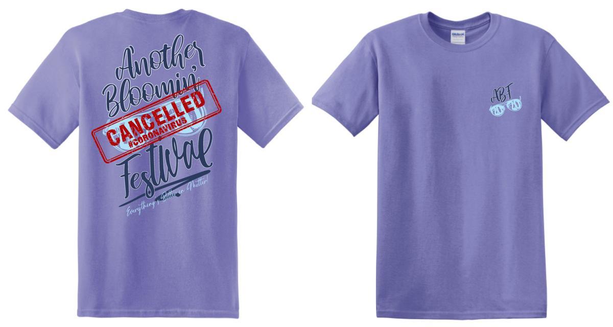 SPECIAL SOUVENIR FESTIVAL SHIRT Buy a shirt, make a memory, help a cause