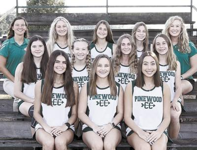 PCA cross country competes at Region