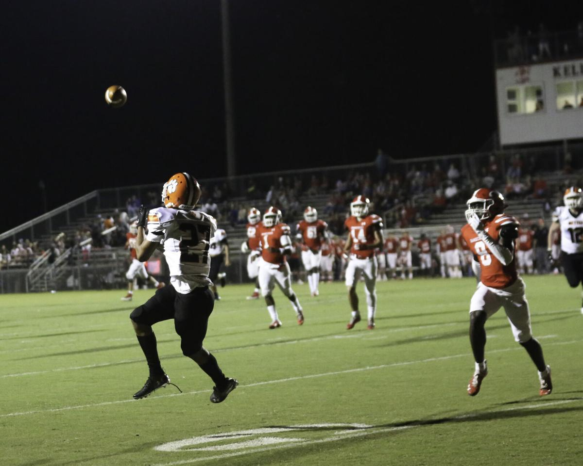 Tigers shut down Gamecocks, 37-0