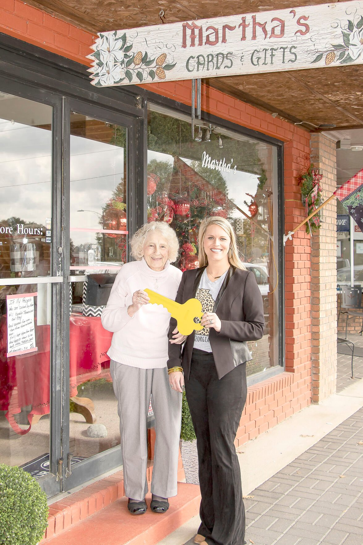 New Year, new business owners