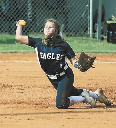 Lady Eagles win over Jenkins Co.