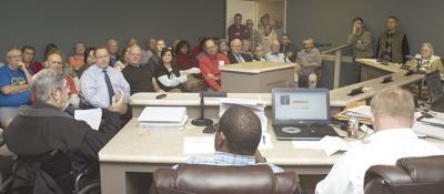 Third public hearing regarding a fee for Candler County Hospital