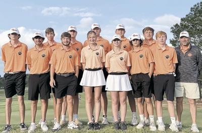 Tiger golfers win on GSU course