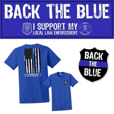 BACK THE BLUE 2021