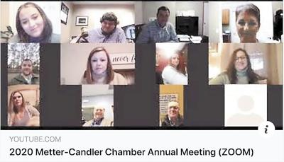 Chamber holds Virtual Annual Meeting