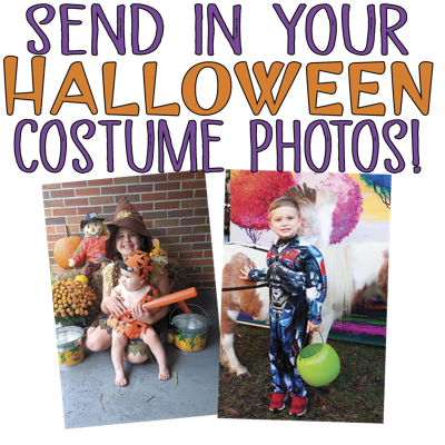 Send in Your Halloween Costume Photos
