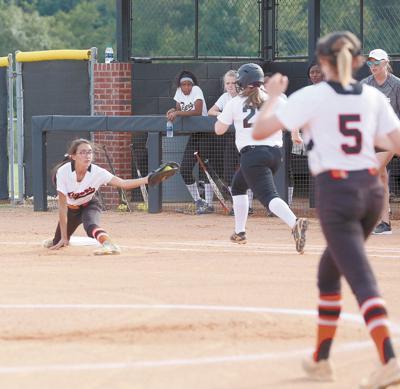 Lady Tiger softball season in full swing