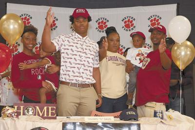 TJ signs with Florida State