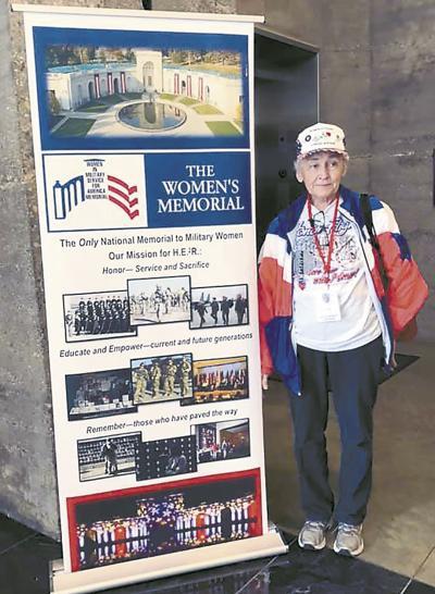 Local veteran takes part in Honor Flight Savannah trip