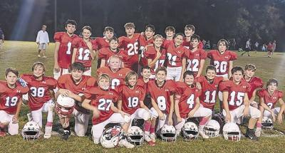 Another 'W' for the Middle School Eagles