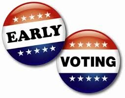 Saturday voting set for Oct. 24