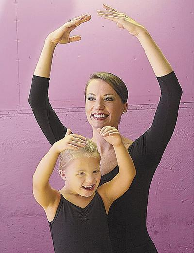 Metter native teaches young dancers 'Steps of Grace'