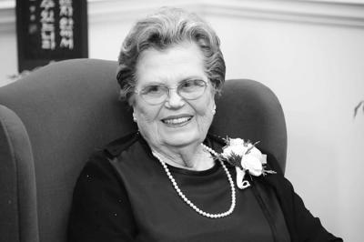 Evelyn Forehand Warren